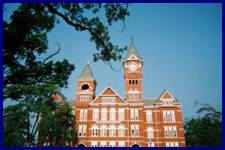 Photo of  Auburn University Campus building